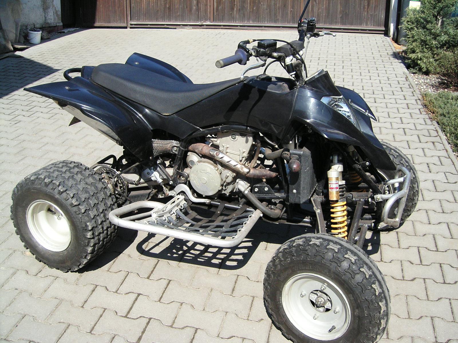 2007 Quads Gas Gas Wild Hp 450 Gasoline